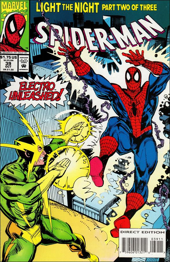 Spider-Man (1990) 39-A by Marvel
