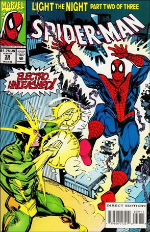 Spider-Man (1990) 39-A