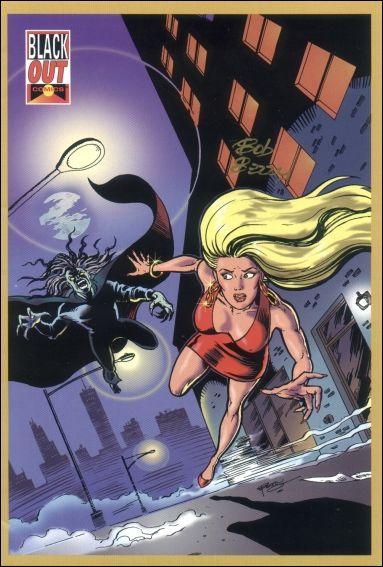 Lady Vampre 0-C by Blackout Comics