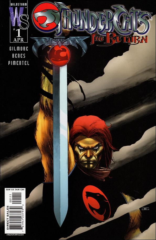 ThunderCats: The Return 1-A by WildStorm