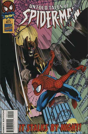 Untold Tales of Spider-Man 2-A by Marvel