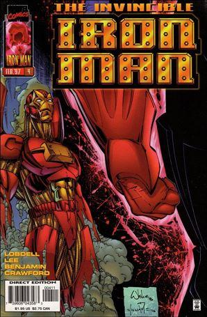 Iron Man (1996) 4-A