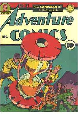 Adventure Comics (1938) 81-A by DC