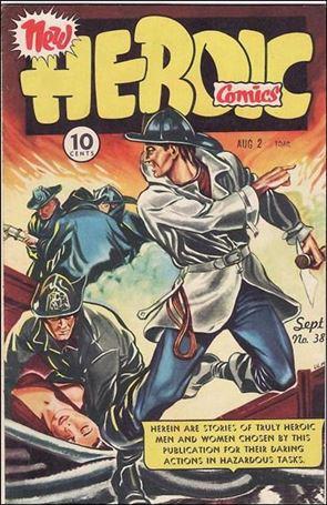New Heroic Comics 38-A