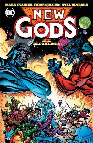 New Gods 1-A