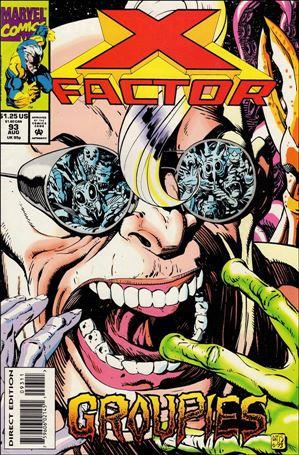 X-Factor (1986) 93-A