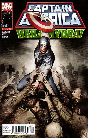 Captain America: Hail Hydra 4-A by Marvel