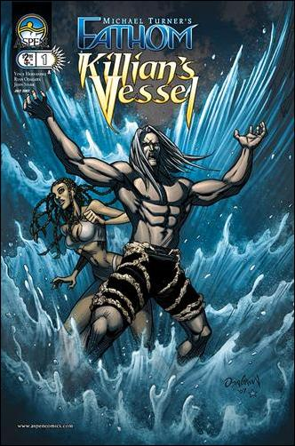 Michael Turner's Fathom: Killian's Vessel 1-A by Aspen