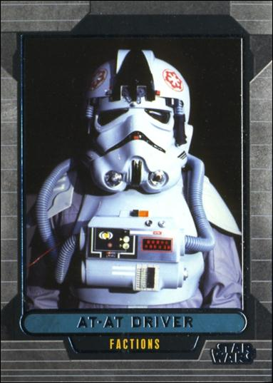 Star Wars Galactic Files (Base Set) 341-A by Topps