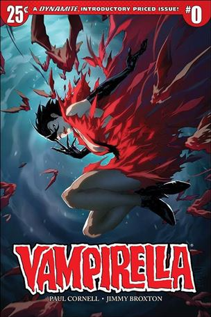 Vampirella (2017) 0-A