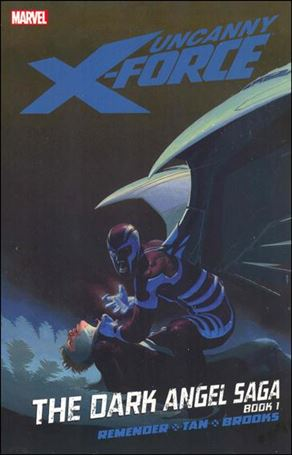 Uncanny X-Force 3-A
