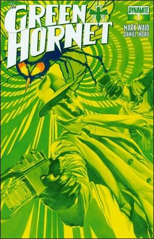 Green Hornet (2013) 1-B by Dynamite Entertainment