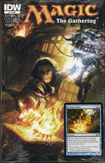 Magic The Gathering 1-A by IDW