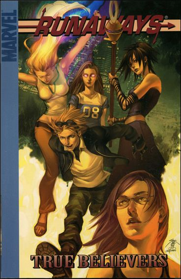 Runaways 4-A by Marvel