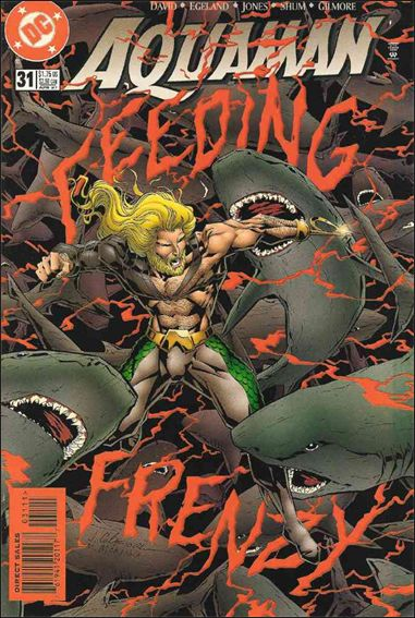 Aquaman (1994) 31-A by DC