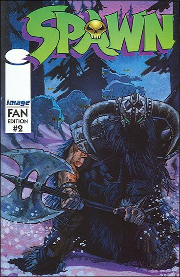 Spawn Fan Edition 2-A by Image