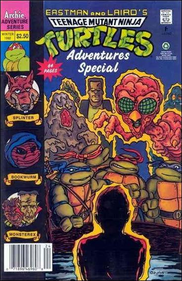 Teenage Mutant Ninja Turtles Adventures Special 3-A by Archie