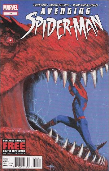 Avenging Spider-Man 14-A by Marvel