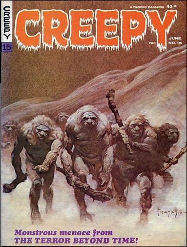 Creepy 15-A by Warren