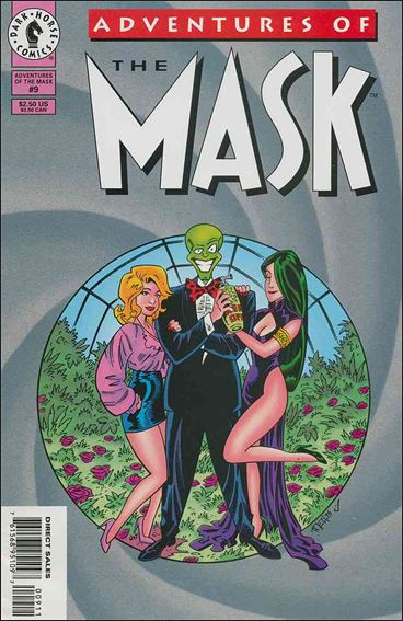 Adventures of the Mask 9-A by Dark Horse