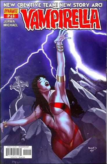 Vampirella (2010) 21-B by Dynamite Entertainment