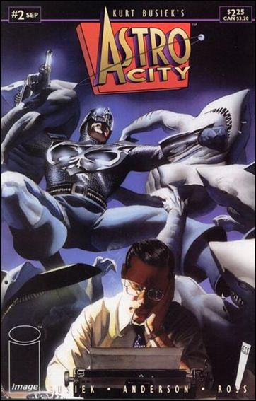 Kurt Busiek's Astro City (1995) 2-A by Image
