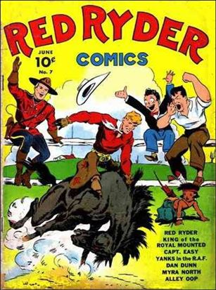 Red Ryder Comics 7-A