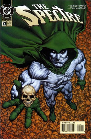 Spectre (1992) 21-A by DC