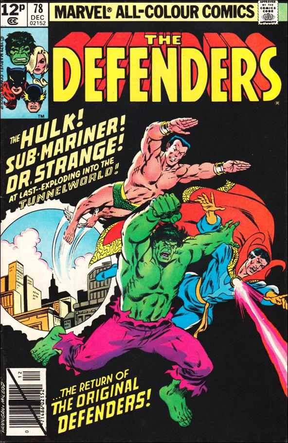 Defenders (1972) 78-B by Marvel