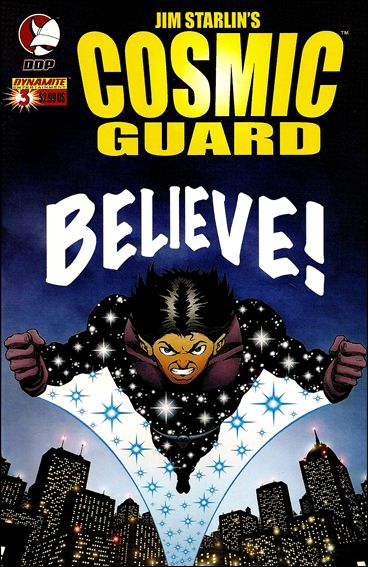 Cosmic Guard 3-A by Devil's Due