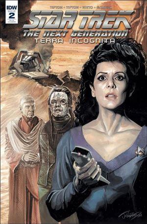 Star Trek: The Next Generation: Terra Incognita 2-D
