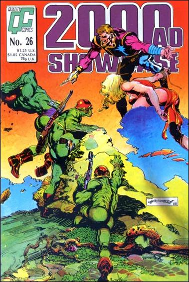 2000 A.D. Showcase (1988) (UK) 26-A by Quality Comics