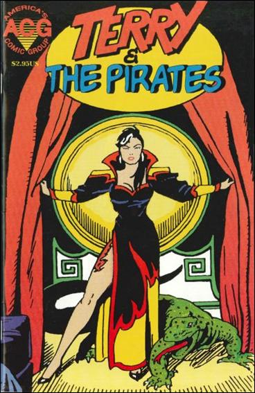 New Adventures of Terry & the Pirates 1-A by Avalon Communications