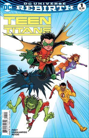 Teen Titans (2016) 1-B