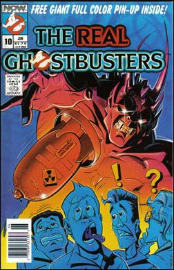 Real Ghostbusters (1988) 10-A by Now Comics