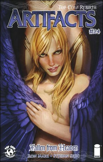Artifacts (2010) 24-A by Top Cow