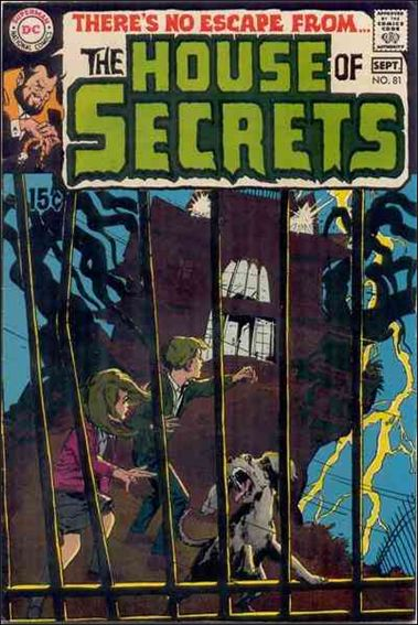 House of Secrets (1956) 81-A by DC