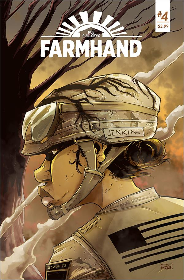 Farmhand 4-A by Image