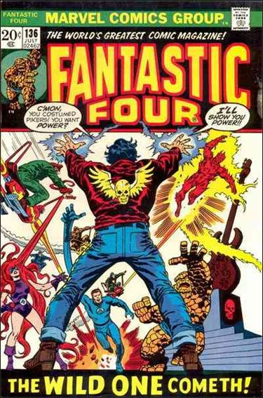 Fantastic Four (1961) 136-A by Marvel