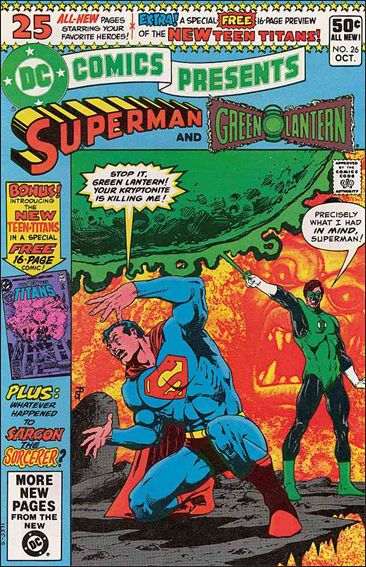 DC Comics Presents (1978) 26-A by DC