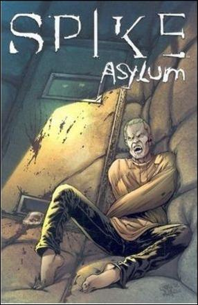 Spike: Asylum nn-A by IDW