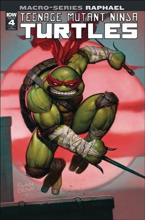 Teenage Mutant Ninja Turtles Macro-Series 4-C