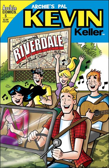 Kevin Keller 5-A by Archie