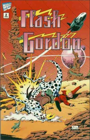 Flash Gordon (1995) 2-A by Marvel