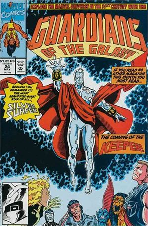 Guardians of the Galaxy (1990) 24-A