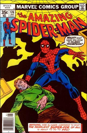 Amazing Spider-Man (1963) 176-A by Marvel