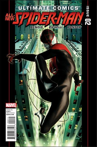 Ultimate Comics Spider-Man 2-A by Marvel