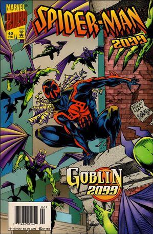 Spider-Man 2099 (1992) 40-A