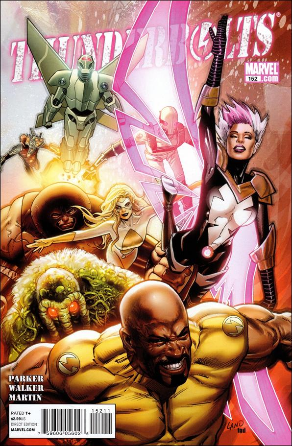 Thunderbolts (1997) 152-A by Marvel