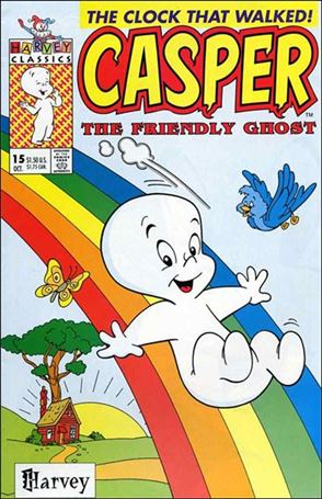 Casper the Friendly Ghost (1991) 15-A
